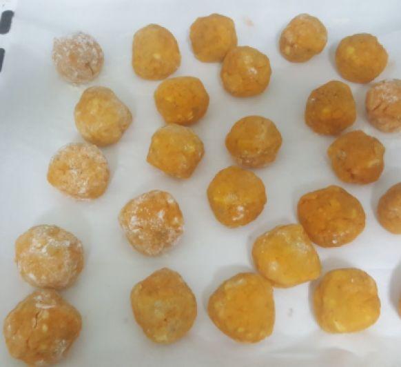 Fritos de pimientos del piquillo en gabardina