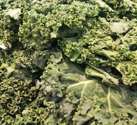 El superalimento de moda, el Kale