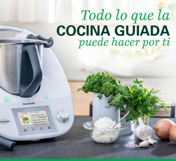 Cocinar fácil con Cookidoo en Thermomix®