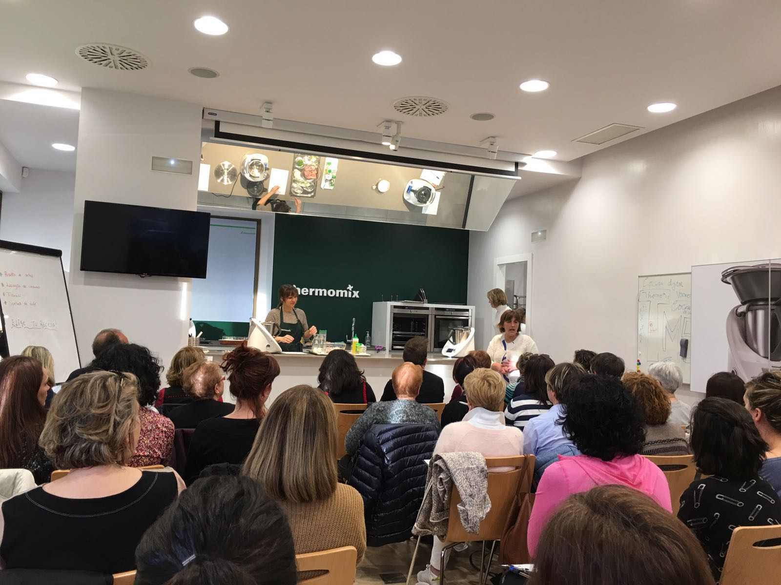 TALLERES DEL MUNDO EN Thermomix® PAMPLONA
