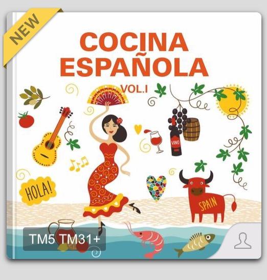 NUEVA COLECCION: COCINA ESPAÑOLA