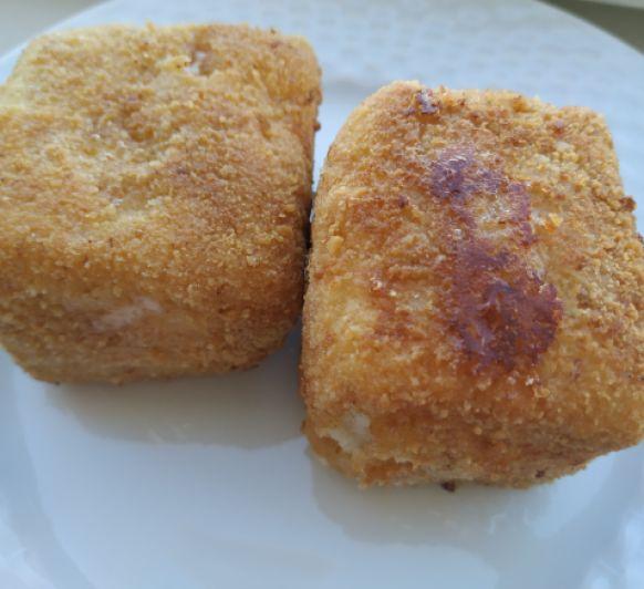 Fritos jamón y queso