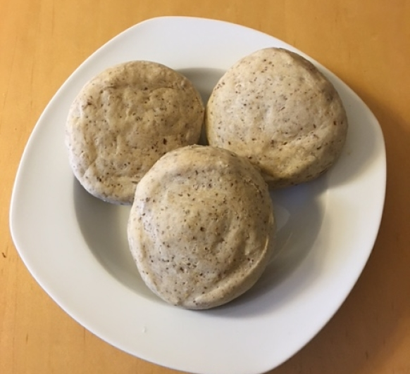 Bolletes de pan (bollo-pan) con Thermomix®