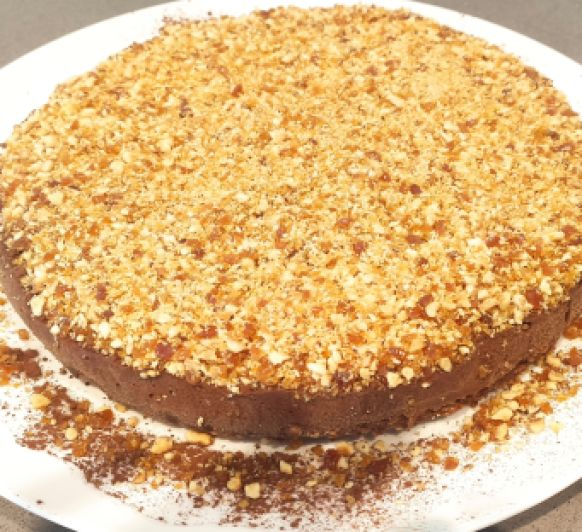 Cómo hacer una tarta de trufa con Thermomix®