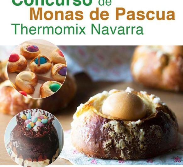 Concurso de Monas de pascua en Pamplona