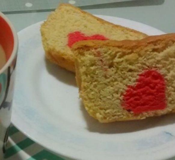 CAKE CON CORAZON