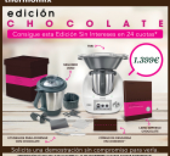 EDICION CHOCOLATE!!!!!!