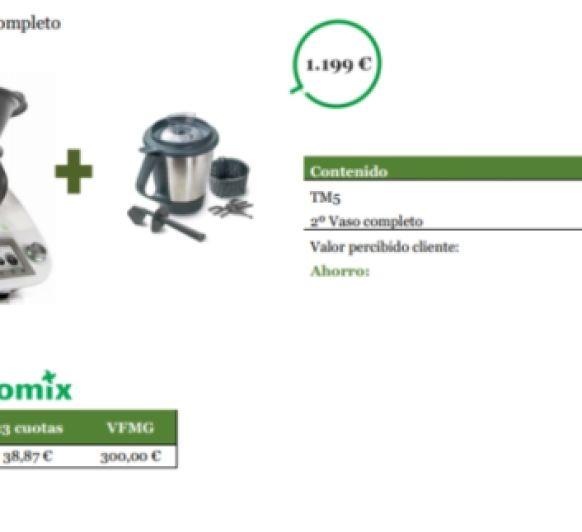 Thermomix® CON 2º VASO GRATIS !!!!!